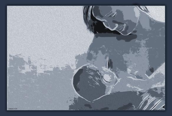 mother....  (digital art)