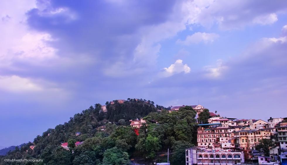 Masuri, India