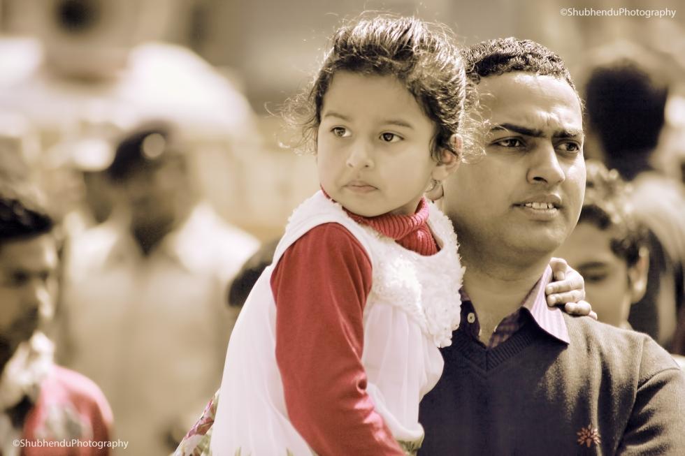 cute girl child...
