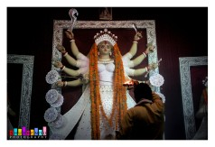 Mela Ground Durga Puja Samiti C.R. Park, New Delhi